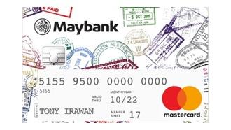 Maybank White Platinum MasterCard