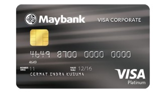 Maybank VISA Corporate