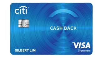 Citi Cash Back