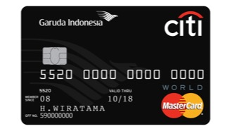Garuda Indonesia Citi