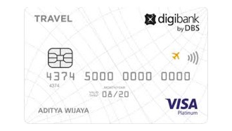 digibank Travel VISA Platinum