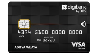 digibank VISA Infinite
