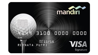 Mandiri Golf Signature