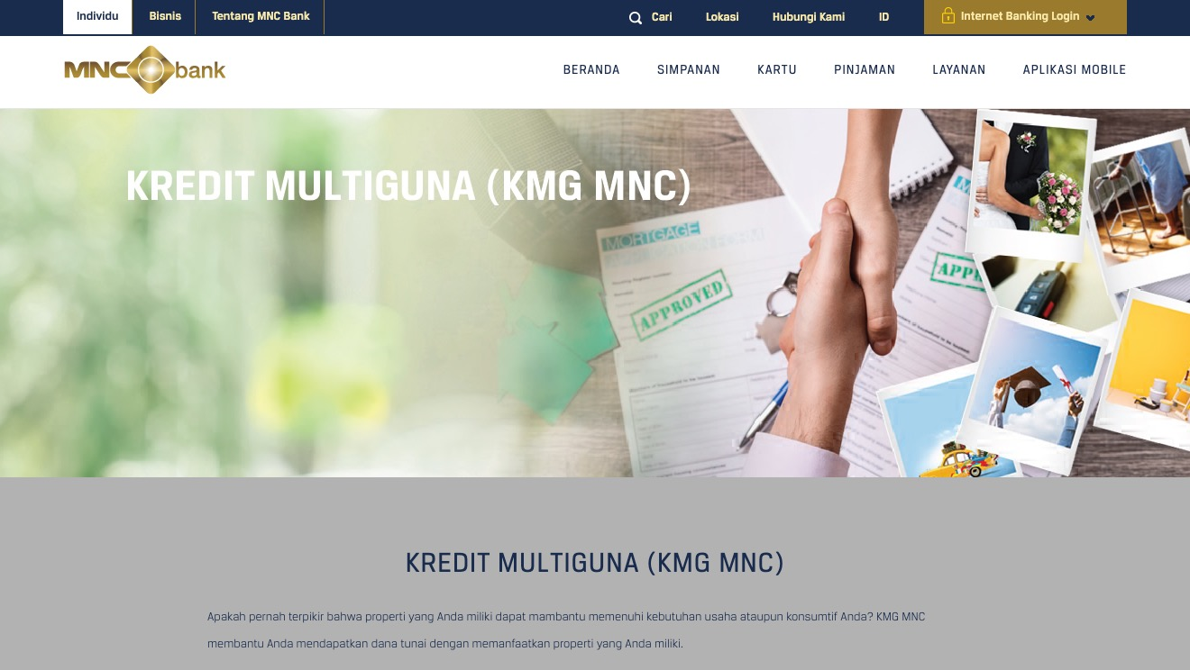Kredit Multiguna MNC