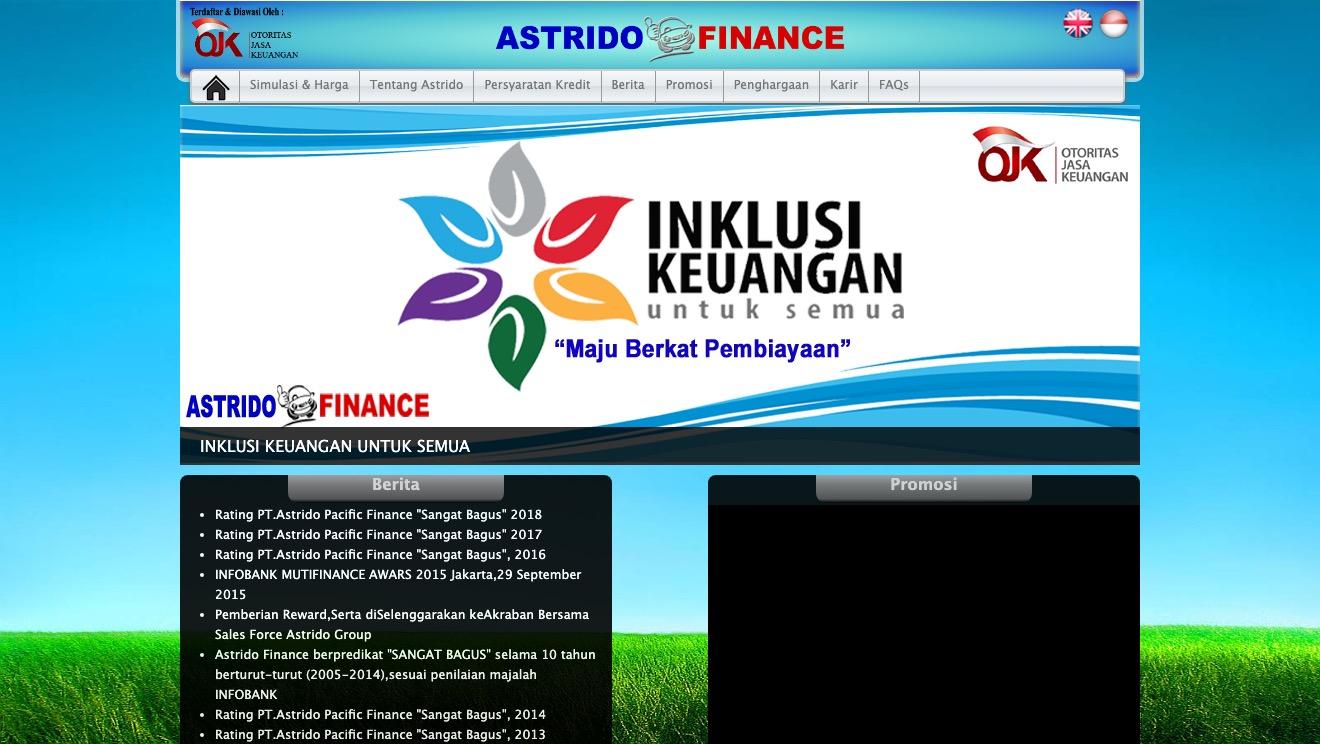 Astrido Finance