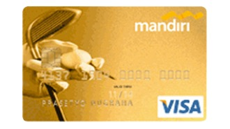 Mandiri Golf Gold