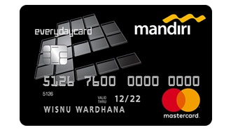 Mandiri Everyday Card