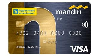Mandiri Co Brand Hypermart