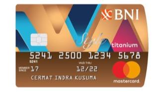 Bni Style Titanium Bni Moneyduck Indonesia
