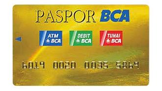 Paspor Bca Bca Moneyduck Indonesia