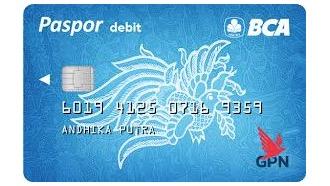 Paspor BCA GPN