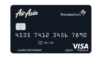 Kartu Debit AirAsia Bank Permata