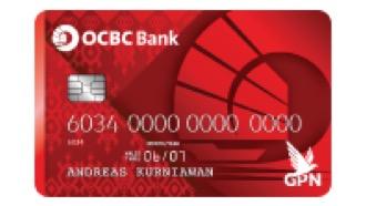 Kartu Debit OCBC NISP GPN