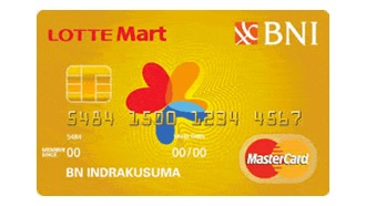 BNI LOTTE Mart Gold