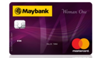 Kartu Debit Maybank Woman One iB