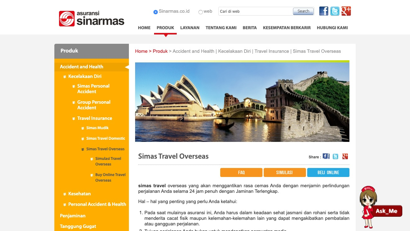 Simas Travel Overseas