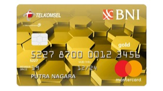 BNI Telkomsel Gold