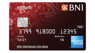 BNI American Express Business Card