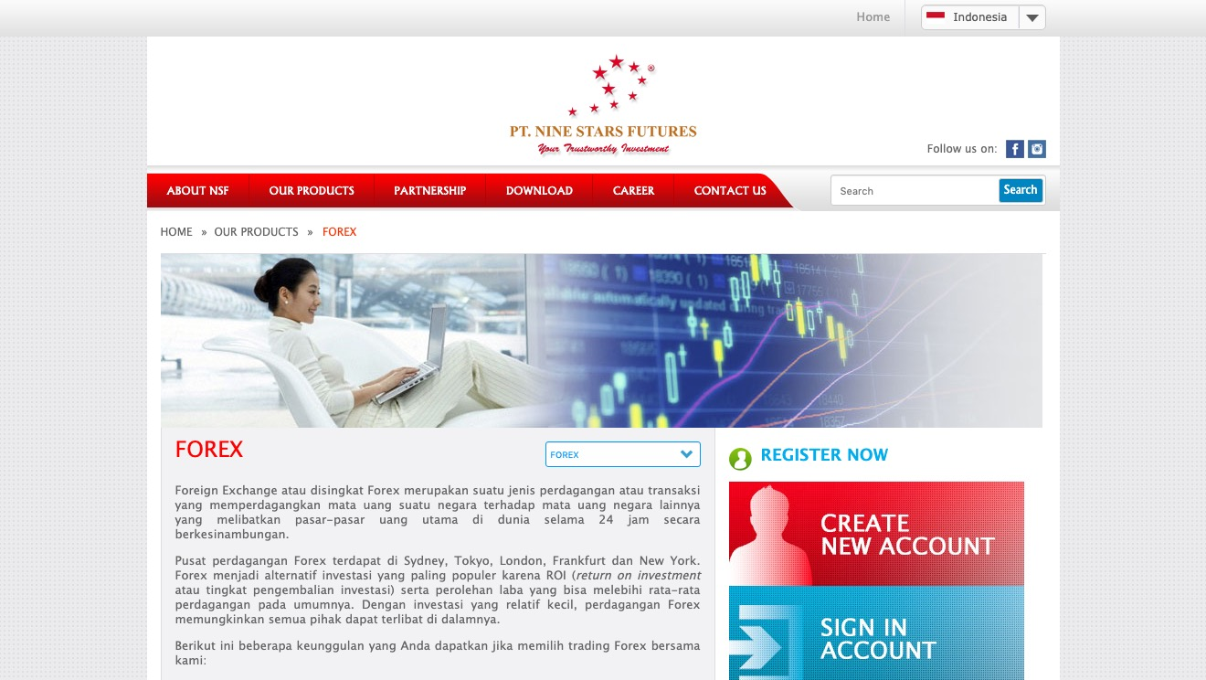 Nine Stars Futures Forex