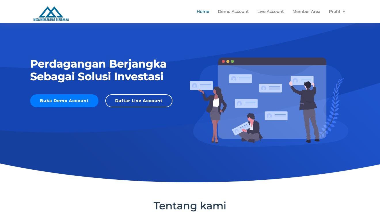 Mega Menara Mas Berjangka Forex