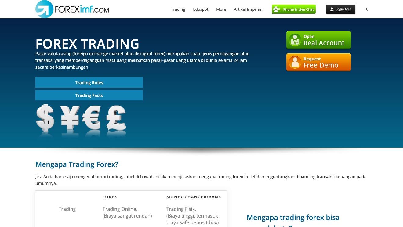 situs keuangan forex