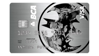BCA VISA Platinum
