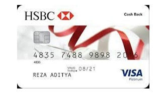 HSBC Platinum Cash Back