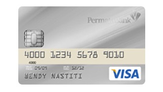 Permata Reward VISA Classic