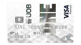 UOB One Card VISA Platinum