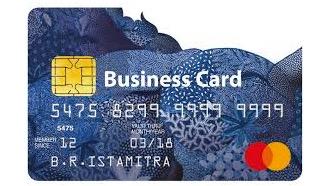 Bri Business Card Bank Bri Moneyduck Indonesia