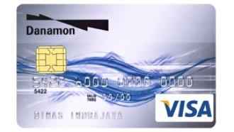Danamon VISA Classic