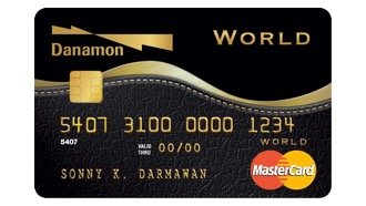 Danamon World MasterCard