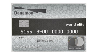 Danamon World Elite Mastercard