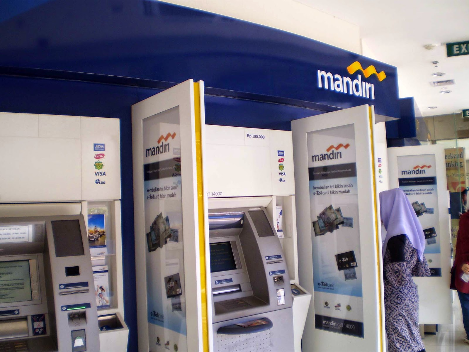 Bayar Angsuran FIF Lewat ATM Mandiri? Begini Caranya