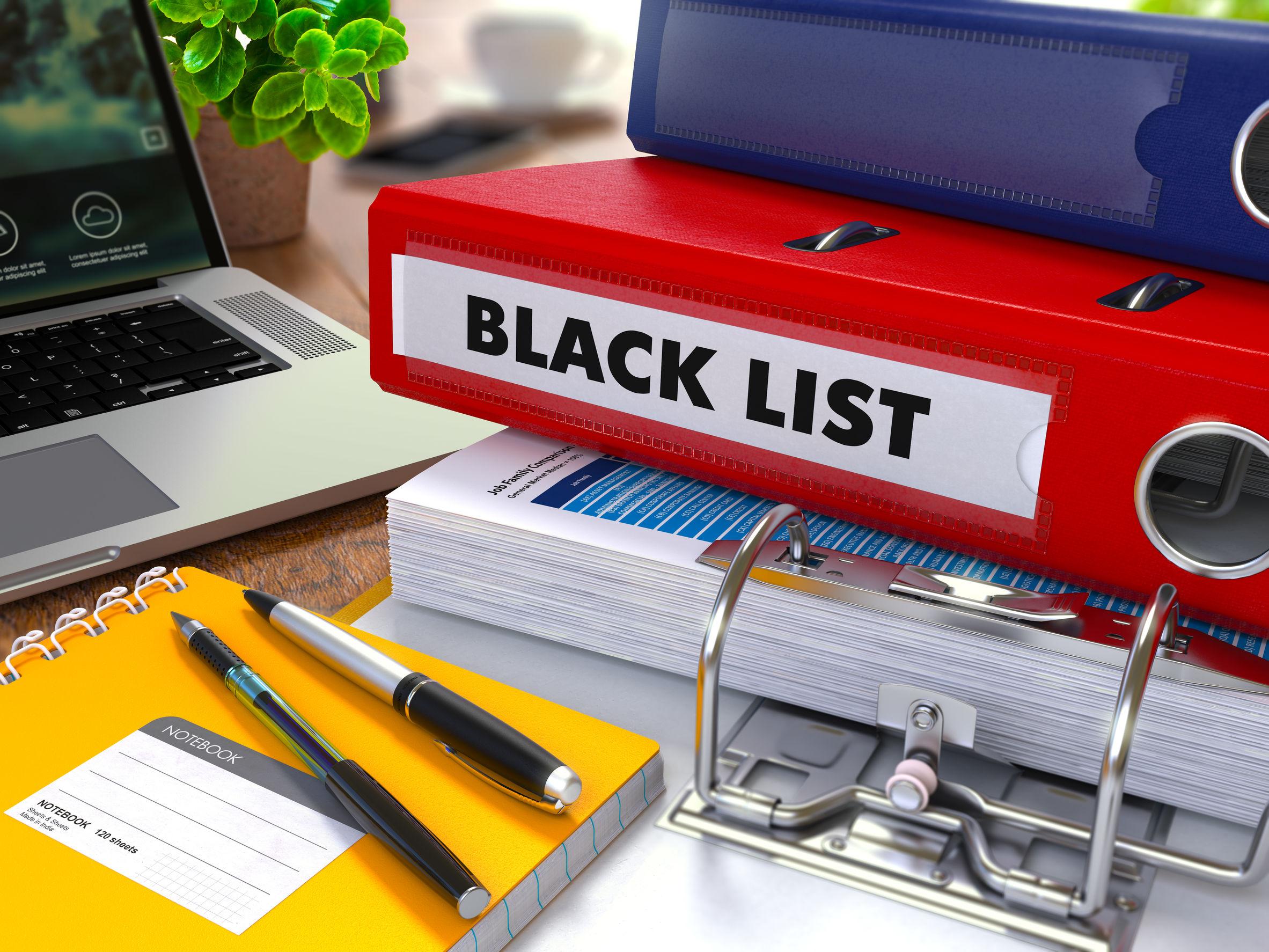 Mau Tau Seputar Blacklist Bank? Yuk Kenali Blacklist Bank Lebih Dalam Lagi!