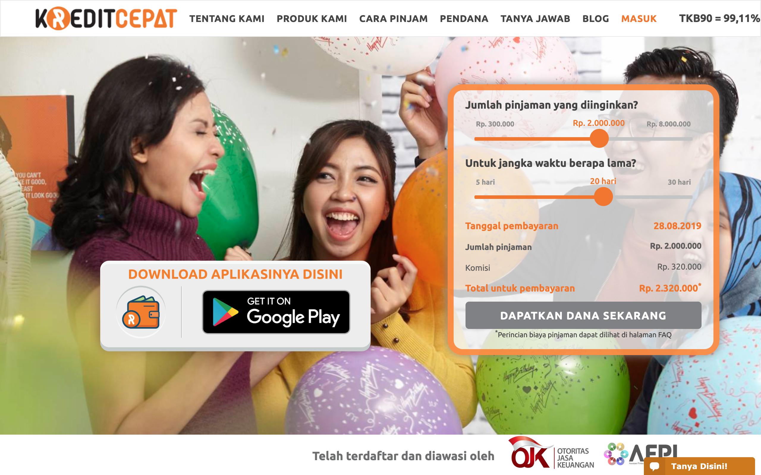 Tips Untuk Menemukan Pinjaman Online Ojk Bunga Rendah Untuk Bisnis