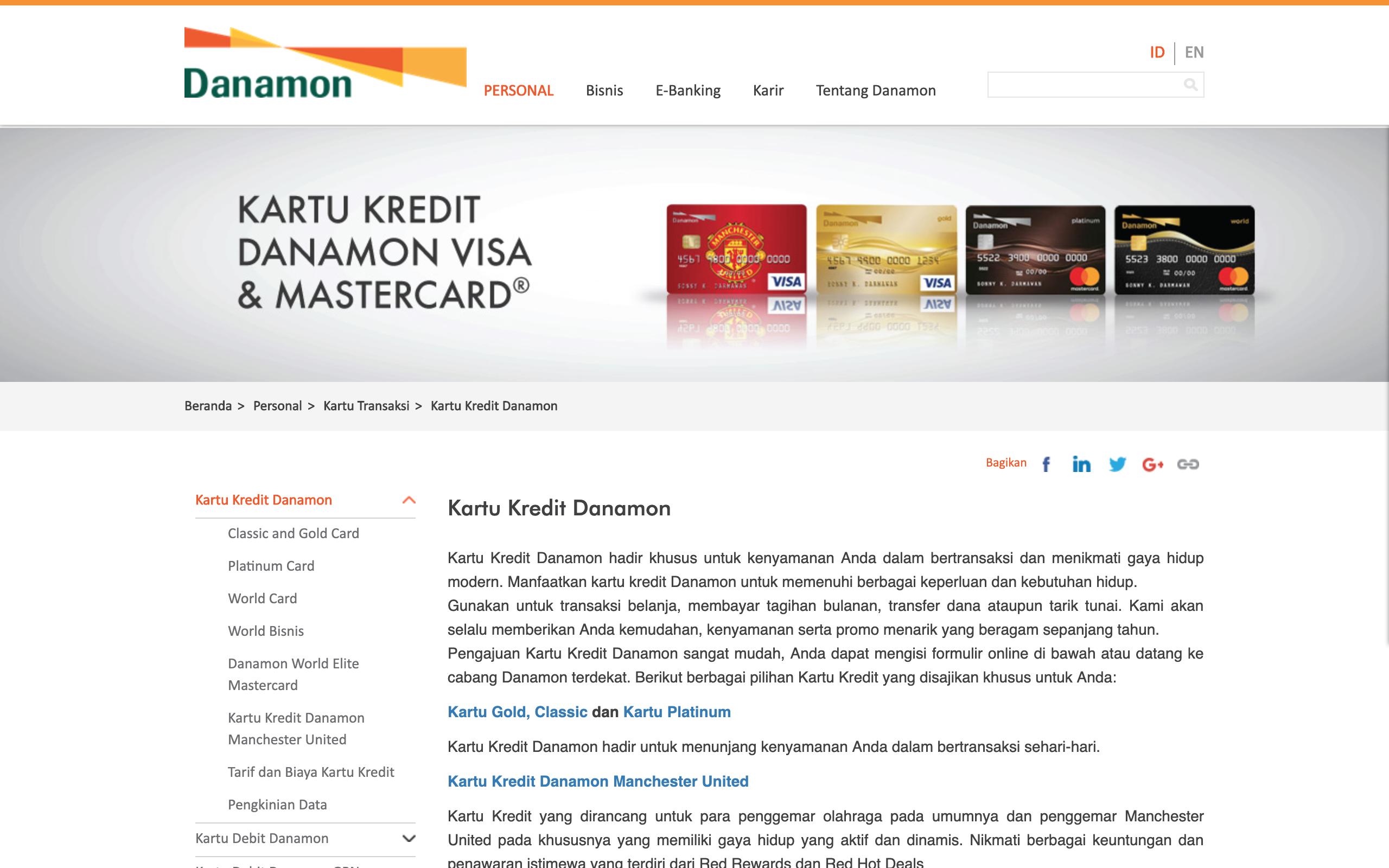 Cara Menutup Kartu Kredit Bank Danamon Yang Mudah Dan Cepat