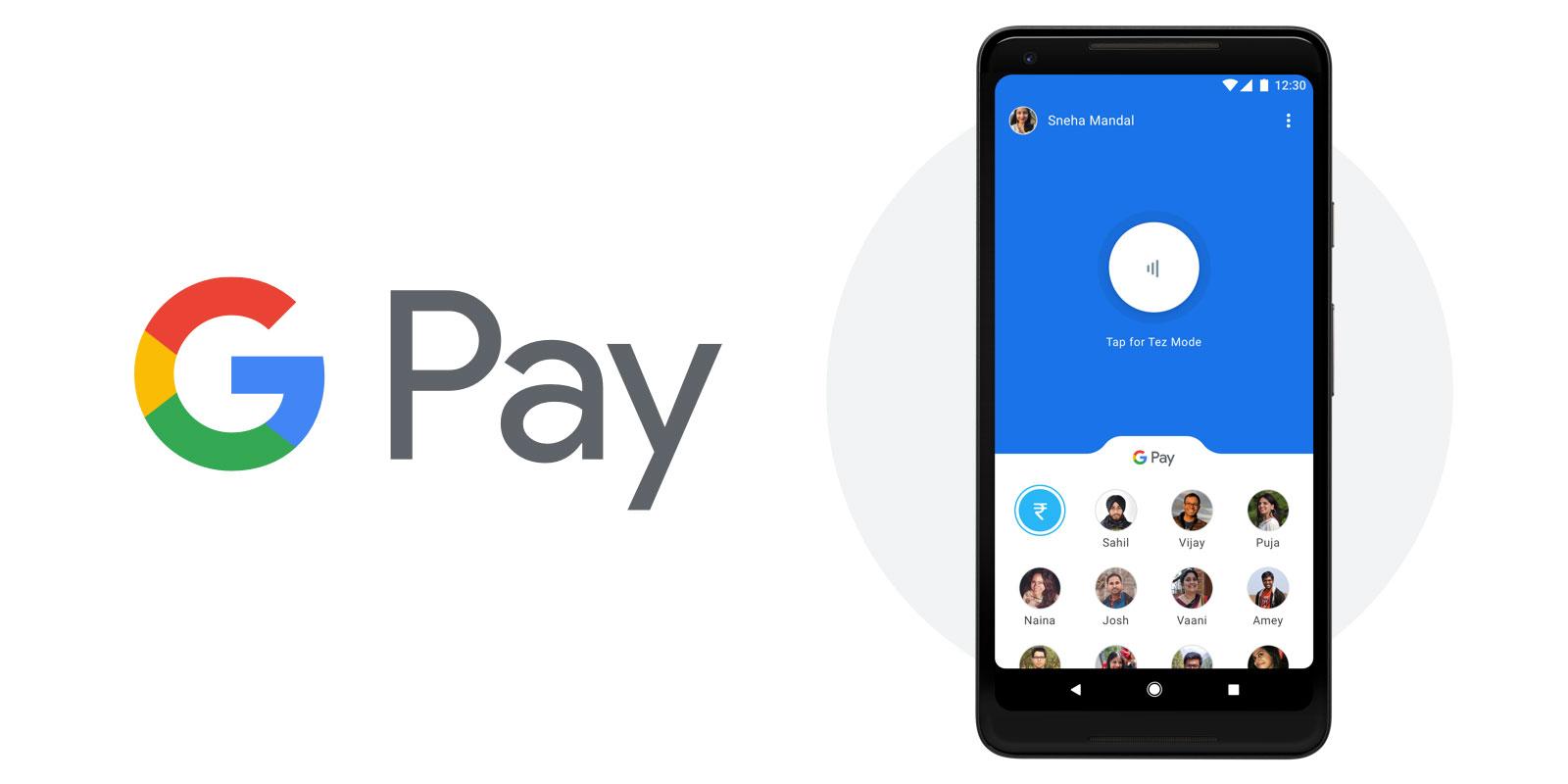 วิธีการใช้ Google Pay