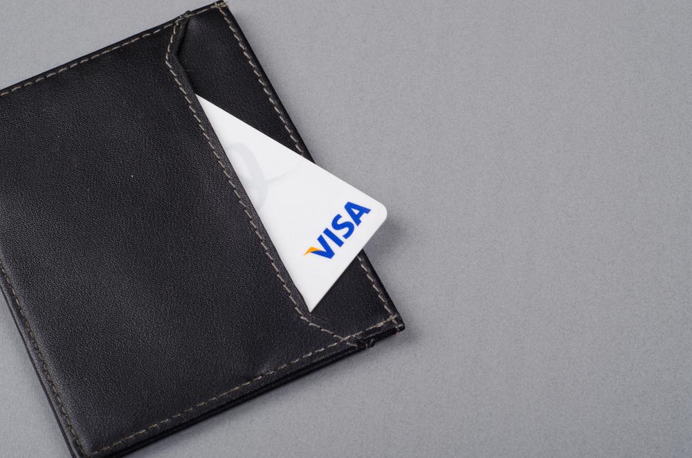 visa credit card thailand