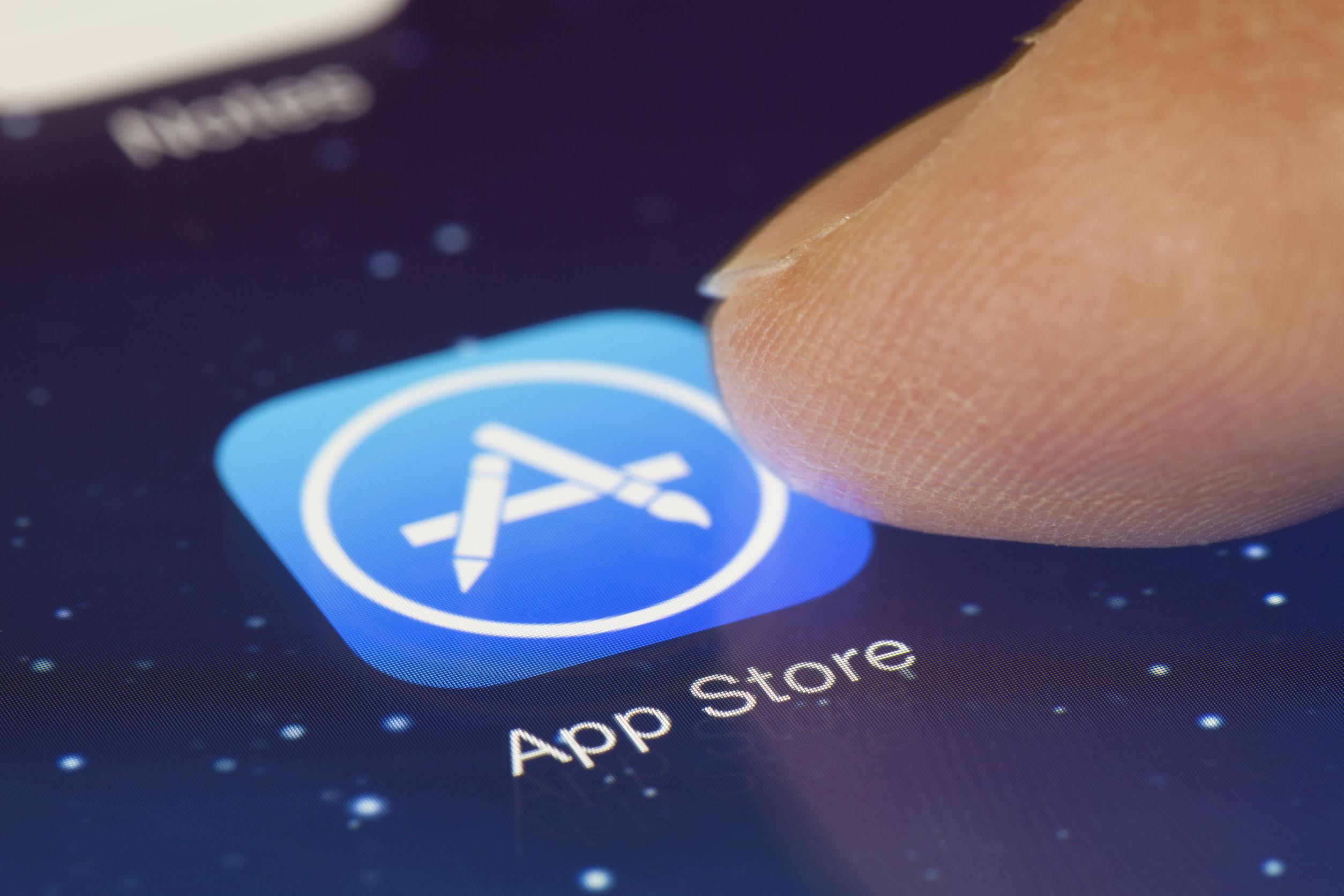 Pinjaman Online Melalui iPhone Apps (iOS)