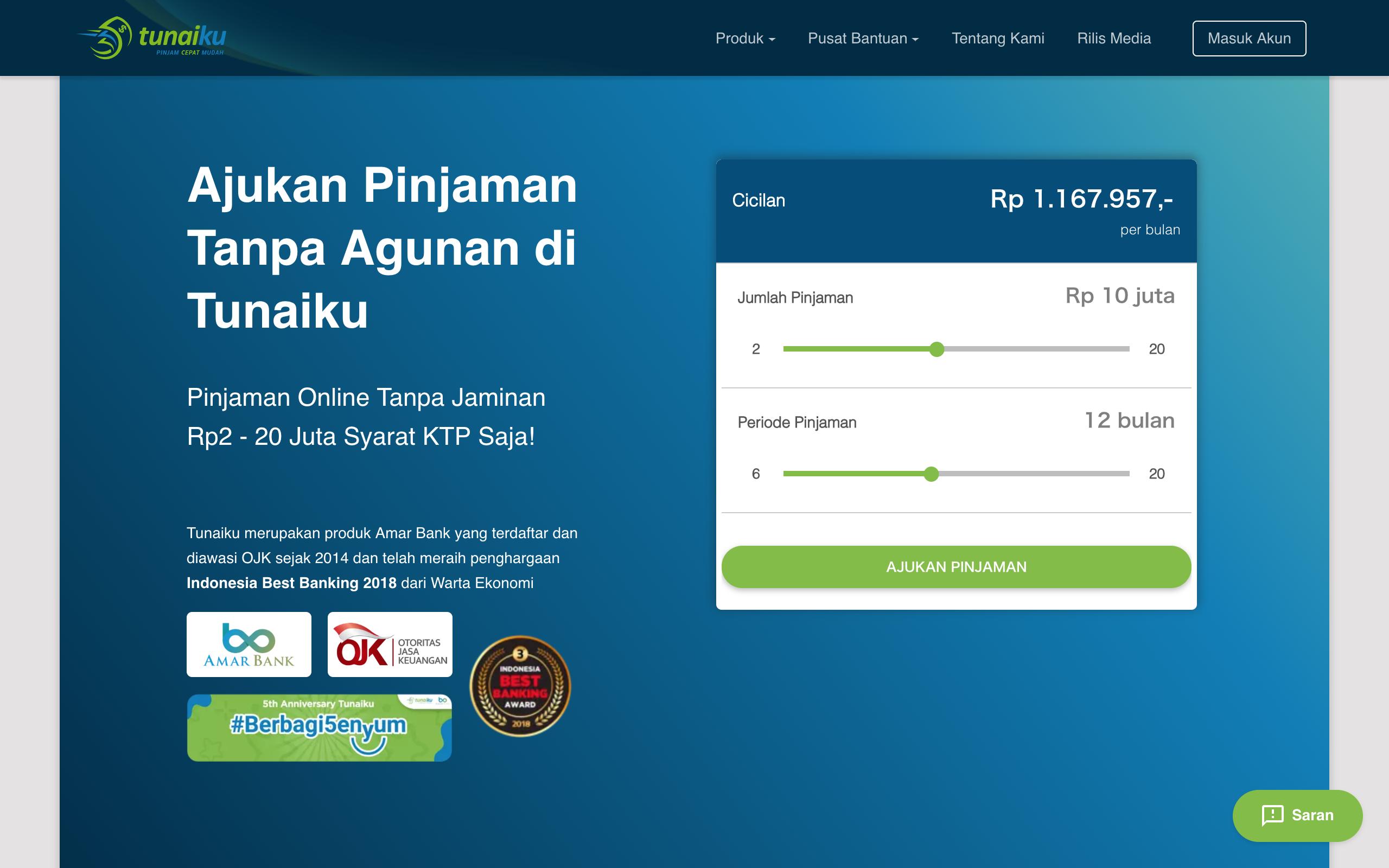 5 Spesifikasi Pinjaman Online Langsung Cair Moneyduck Indonesia