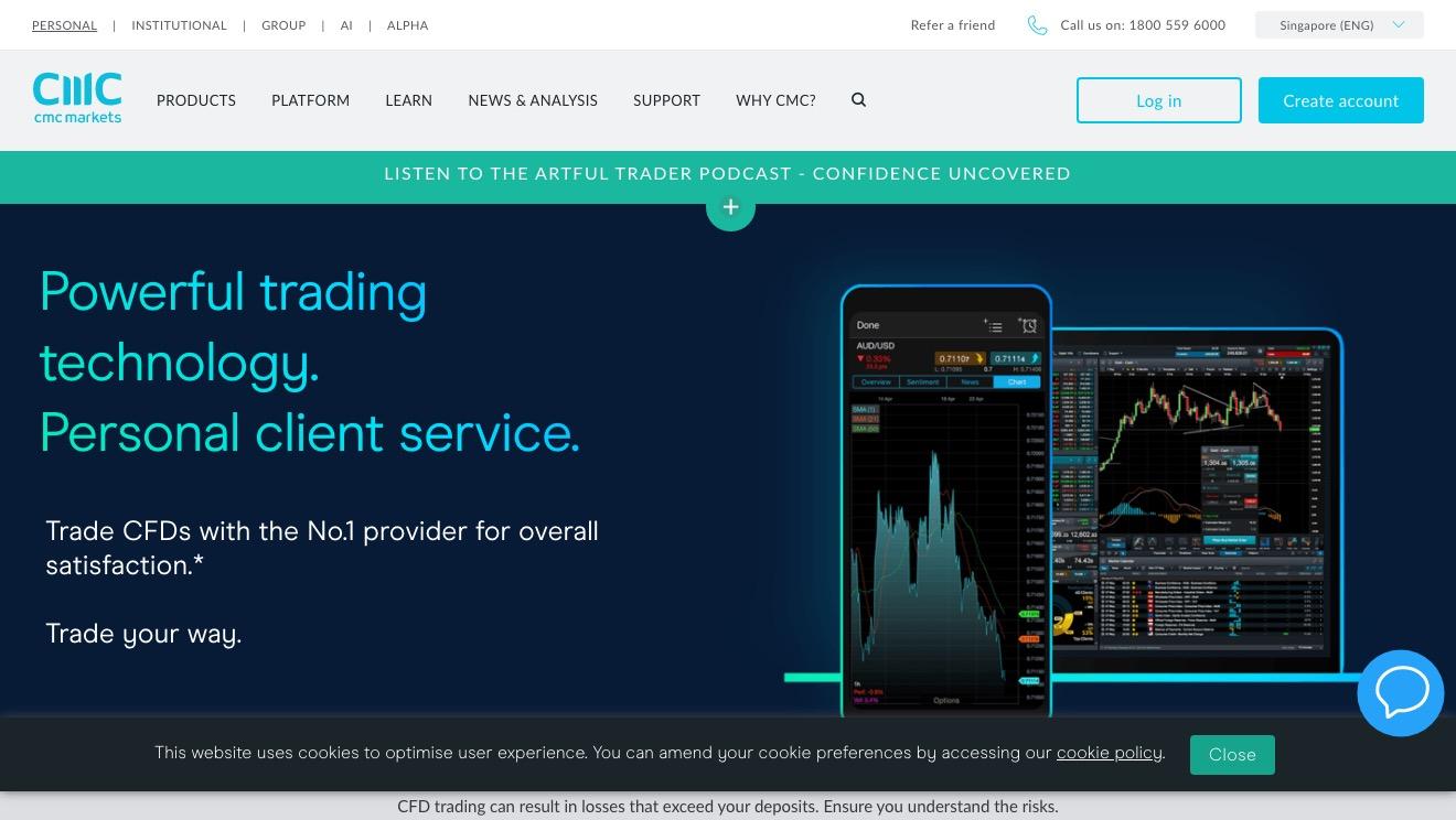 CMC Markets Forex