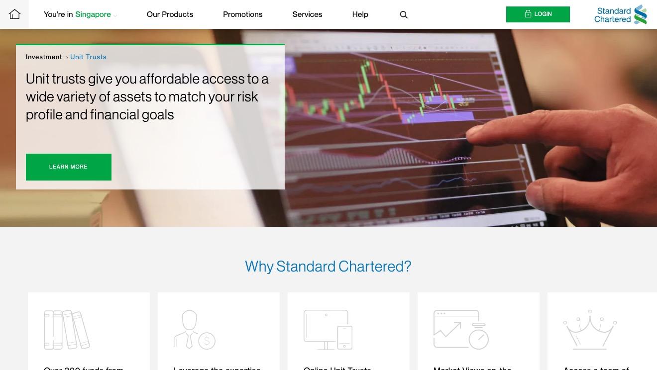 Standard Chartered LiveFX