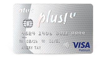OCBC Plus! VISA Credit Card