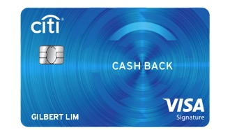 Citi Cash Back Visa Card