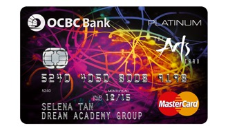 OCBC Arts Credit Card