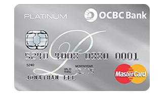 OCBC Platinum Credit Card