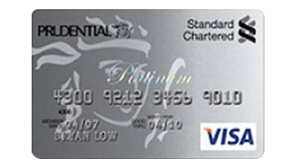 Standard Chartered Prudential Platinum Card