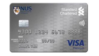 Standard Chartered NUS Alumni Platinum Card