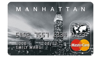 Standard Chartered MANHATTAN $500 Card